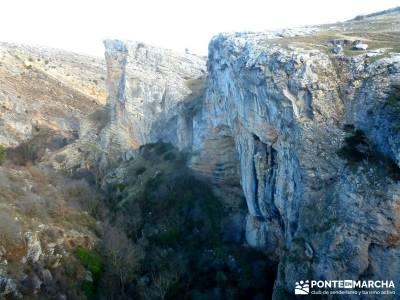 Barranco Río Dulce; senderismo monachil senderismo benalmadena asociacion de singles
